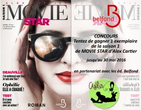 *CONCOURS*  MOVIE STAR