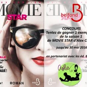 *CONCOURS*  MOVIE STAR /RÉSULTATS