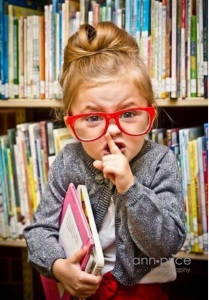 petite bibliothécaire