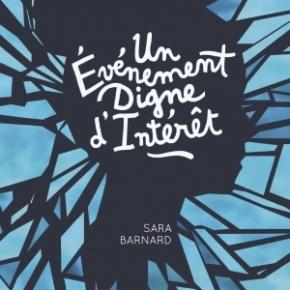 Un événement digne d'intérêt de SaraBarnard