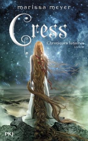 Chroniques lunaires – 3. Cress de MarissaMeyer
