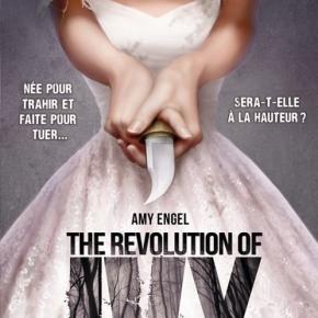 The Revolution of Ivy d'AmyEngel