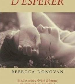 Ma raison d'espérer de RebeccaDonovan