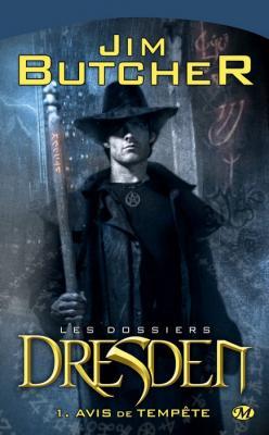 Les Dossiers Dresden – 1. Avis de tempête de JimButcher