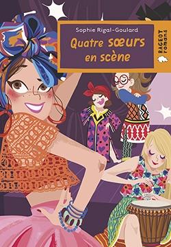 Quatre sœurs en scène de SophieRigal-Goulard