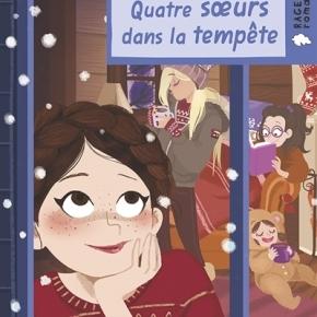 Quatre sœurs dans la tempête de SophieRigal-Goulard