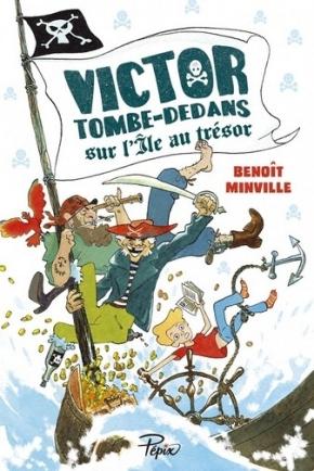 Victor Tombe-Dedans sur l'Île au trésor de BenoîtMinville