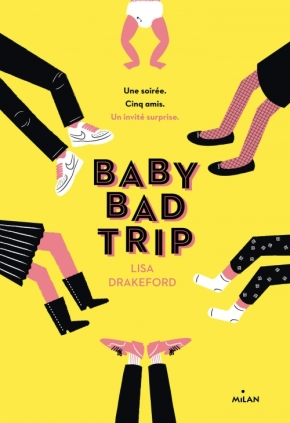 Baby Bad trip de Lisa Drakeford