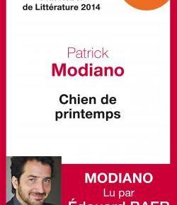 Chien de printemps de PatrickModiano