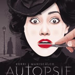 Autopsie : Whitechapel de KerriManiscalco
