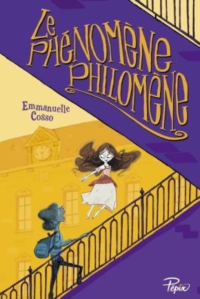 Le Phénomène Philomène d'Emmanuelle Cosso