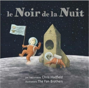 Le Noir de la nuit de Chris Hadfield