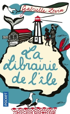 La Librairie de l'île de GabrielleZevin