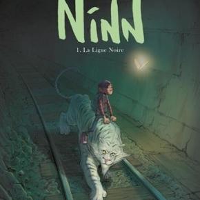 Ninn – 1. La Ligne noire de Jean-Michel Darlot et JohanPilet