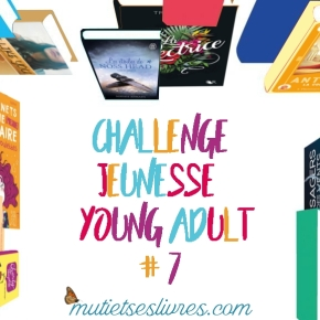 Challenge Jeunesse / Young Adult #7