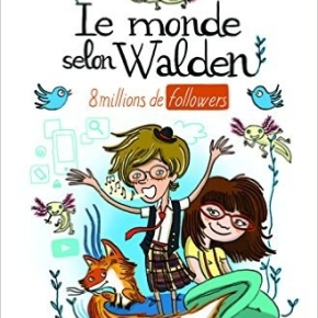 Le Monde selon Walden : 8 millions de followers de Luc Blanvillain