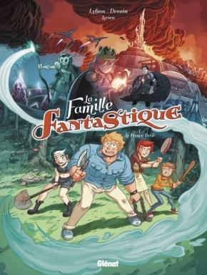 La Famille fantastique – 1. Le Prince Dévil de Lylian, Drouin etLorien