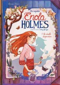 Les Enquêtes d'Enola Holmes – 1. La double disparition de SerenaBlasco