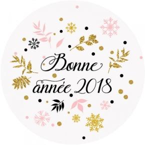 Bonne année 2018!!!!!