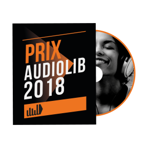 Prix Audiolib 2018