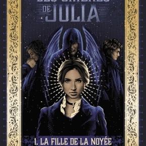 Les Ombres de Julia – 1. La Fille de la noyée de CatherineEgan