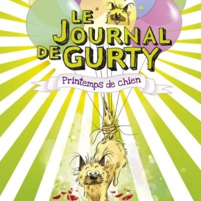 Le Journal de Gurty : Printemps de chien de Bertrand Santini