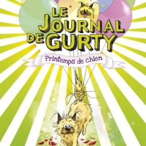Le Journal de Gurty : Printemps de chien de BertrandSantini