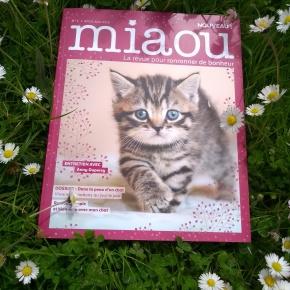 Miaou, la revue pour ronronner debonheur