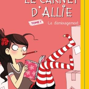 Le Carnet d'Allie – 1. Le Déménagement de MegCabot