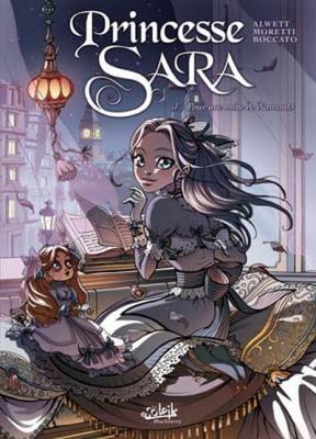 Princesse Sara (tomes 1 à 10) d'Audrey Alwett, NoraMoretti