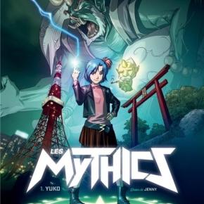 Les Mythics (tomes 1 et 2) de Patrick Sobral, Patricia Lyfoung et PhilippeOgaki