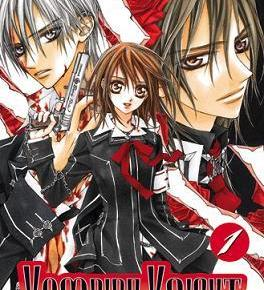 Vampire knight – 1 de MatsuriHino