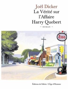 La Vérité sur l'affaire Harry Quebert de JoëlDicker