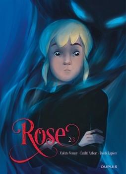 Rose – tome 2 de  Valérie Vernay, Denis Lapière et EmilieAlibert