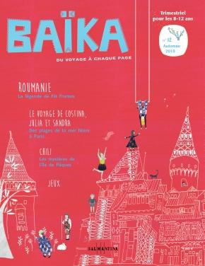 Baïka, du voyage à chaque page – n°12 – automne2018