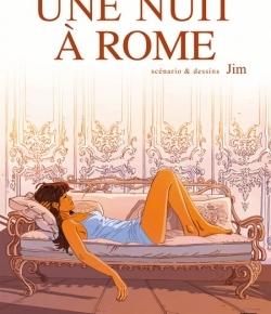 Une nuit à Rome (tomes 1 à 3) deJim