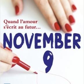 November 9 de ColleenHoover