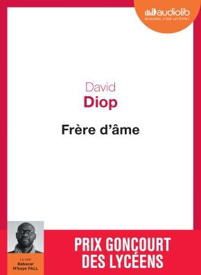 Frère d'âme de DavidDiop