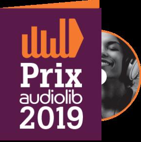 Prix Audiolib 2019