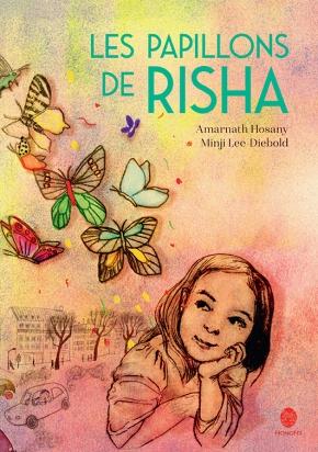 Les Papillons de Risha d'Amarnath Hosany et MinjiLee-Diebold