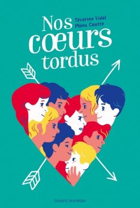 Nos cœurs tordus – 1 de Séverine Vidal et ManuCausse