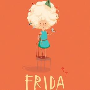 Frida Nidoiseau de Tina Schlip et SilvanBorer