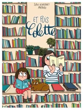 Et puis Colette de Sophie Henrionnet etMathou