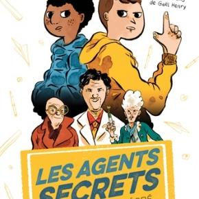 Les Agents secrets de la cour de récré de PhilippeArnaud