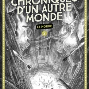 Chroniques d'un autre monde – 2. La Horde de P.C.Cast
