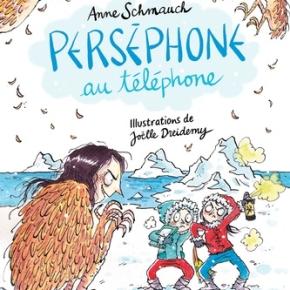 Perséphone au téléphone d'AnneSchmauch