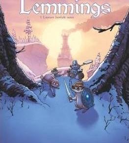 Lemmings -1. L'Aurore boréale noire de Didier Crisse et FrédéricBesson