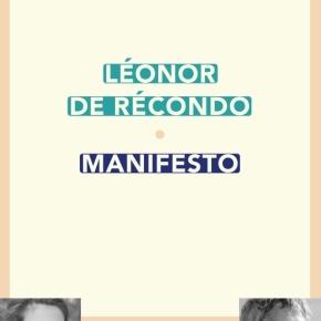 Manifesto de Léonor deRécondo