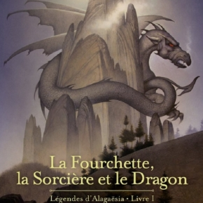 Légendes d'Alagaësia – 1. La Fourchette, la Sorcière et le Dragon de ChristopherPaolini