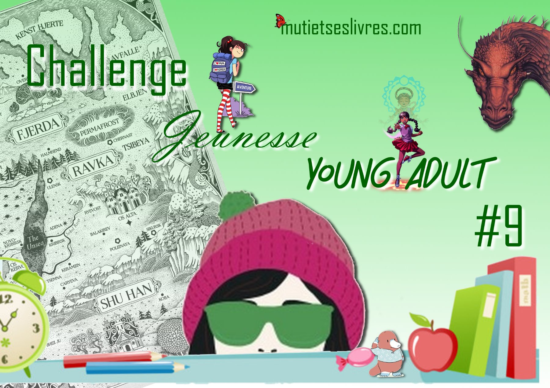 Challenge Jeunesse Young adult